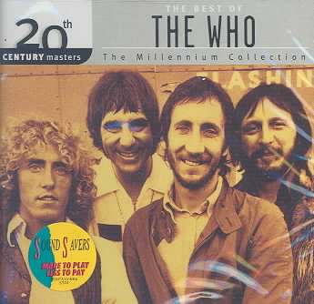 20TH CENTURY MASTERS:MILLENNIUM COLLE BY WHO (CD)