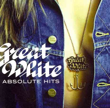 ABSOLUTE HITS BY GREAT WHITE (CD)