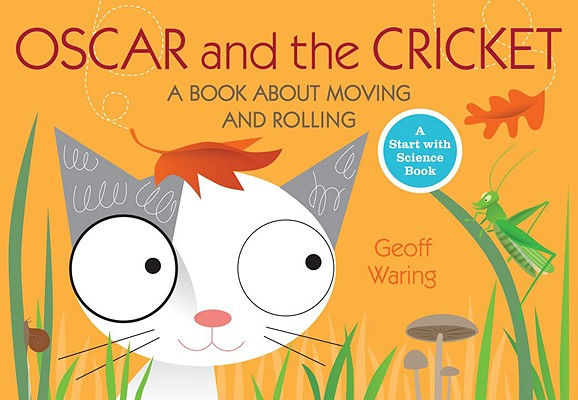 Oscar and the Cricket By Waring, Geoff